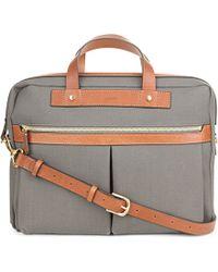 Mismo Office Bag - For Men - Grey