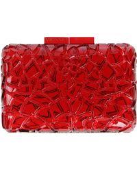 Vionnet Handbag red - Lyst