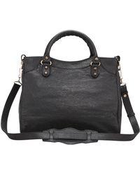 Balenciaga Giant 12 Rose Golden Velo Bag Black - Lyst