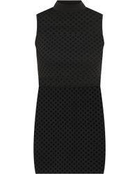 Elizabeth And James Neri Lattice Gird Dress - Lyst