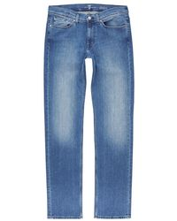 CALVIN KLEIN 205W39NYC - New Core Aged Straight Jean - Lyst