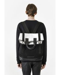 McQ by Alexander McQueen | black Fold Tote Backpack | Lyst