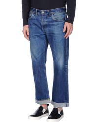 Ralph Lauren | Denim Trousers | Lyst