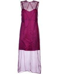 Barbara Casasola - Long Dress - Lyst