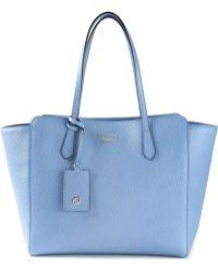 Gucci 'Swing' Tote - Blue