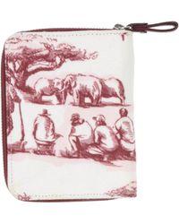 Carven Wallet - Pink