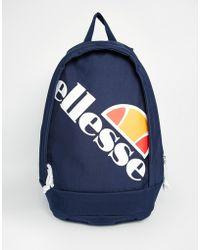 Ellesse | Logo Backpack | Lyst