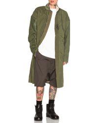 Fear Of God Vietnam Military Deckcoat - Green