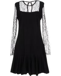 Lil Pour L'autre - Short Dress - Lyst