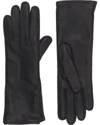 Barneys New York | Gusseted Gloves | Lyst