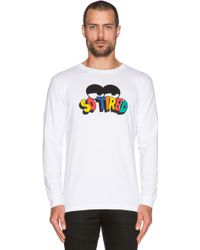 Lazy Oaf | So Tired L/S T-Shirt | Lyst
