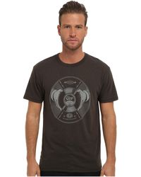 Obey Third Eye Records Triblend Tee - Lyst