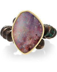 Katherine Jetter | One Of A Kind Han Pink Dynasty Ring | Lyst