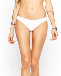 Flook - Zoe Brazilian Bikini Bottoms - Lyst
