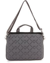 """Marc By Marc Jacobs - Crosby 13"""" Commuter Case - Violet - Lyst"""