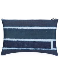 Luisa Cevese Riedizioni - Striped Make-Up Bag - Lyst