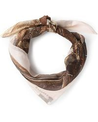 Givenchy Butterfly Wing Scarf - Lyst