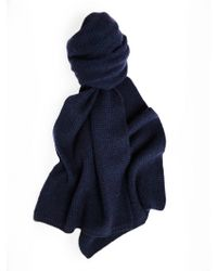 White + Warren | Mens Cashmere Thermal Scarf | Lyst