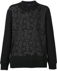 Lanvin   Tie-dye Print Sweatshirt   Lyst