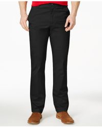Cutter & Buck - Men's Big And Tall Bishop Stretch Chino Trousers - Lyst
