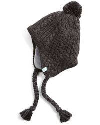Mountain Hardwear - 'pillow Drift' Ear Flap Beanie - Lyst