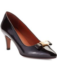 Marc By Marc Jacobs Bow Detail Pumps - Lyst