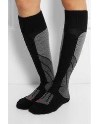 Falke Ergonomic Sport System Sk1 Warm Wool-blend Socks - Lyst