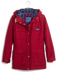 Madewell - Penfield® Kasson Parka Jacket - Lyst