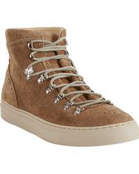 Diemme Wilson Perforated Sneakers - Lyst