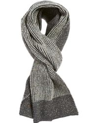 BOSS Orange - 'kalen' Virgin Wool Blend Scarf - Lyst