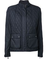 Belstaff 'Ansley' Quilted Jacket - Lyst