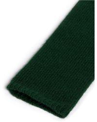 Armand Diradourian Cashmere Arm Warmers - Green