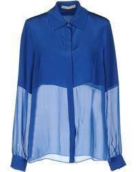 Jason Wu Long Sleeve Shirt - Lyst