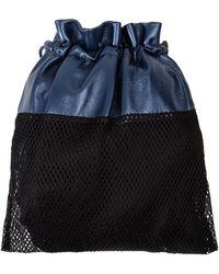 6ec8fbed232 Lyst - Tory Burch  dena  Nylon Duffel Bag in Black