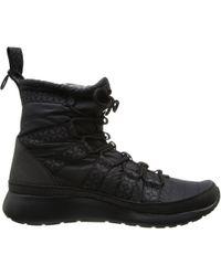 Nike Roshe Run Hi Sneaker Boot - Lyst