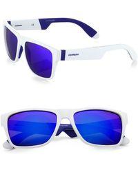 Carrera Wayfarer Sunglasses - Lyst