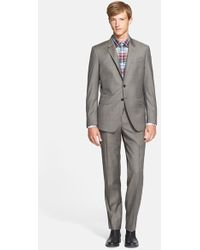 Paul Smith 'Byard' Trim Fit Wool Melange Suit - Lyst
