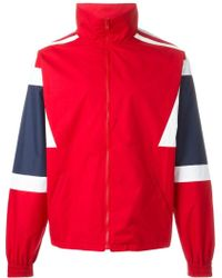 Gosha Rubchinskiy Multipatterned Jacket - Red