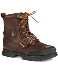 Polo Ralph Lauren Andres Duck Boots - Lyst