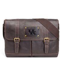 Jack Mason Brand - 'kentucky Wildcats - Gridiron' Leather Messenger Bag - Lyst