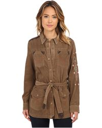 Double D Ranchwear - Native Tea Field Jacket - Lyst