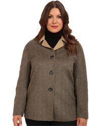 Pendleton Plus Size Doubletime Jacket - Lyst