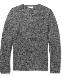 Hentsch Man - Ribbed Woolblend Sweater - Lyst