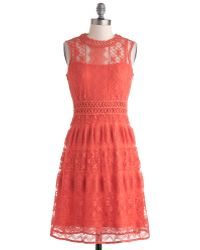 Areve Fruit Punch Of Color Dress - Lyst