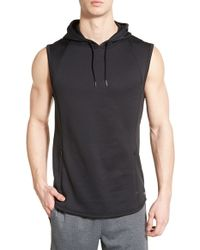 BPM Fueled by Zella - Sleeveless Hoodie - Lyst