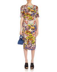 Otte New York Print Tulip Dress - Lyst