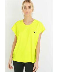 Y.A.S. Sport - Biga Loose Neon Yellow T-shirt - Lyst