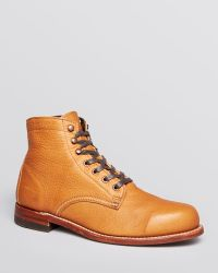 Wolverine Mile Centennial Edition Boots - Lyst