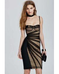 Nasty Gal Vintage Dolce  Gabbana Moncalieri Dress - Black