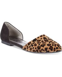Rampage Lanzo Two Piece Flats - Lyst